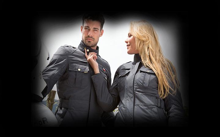 Garibaldi Foxt motorbike jacket