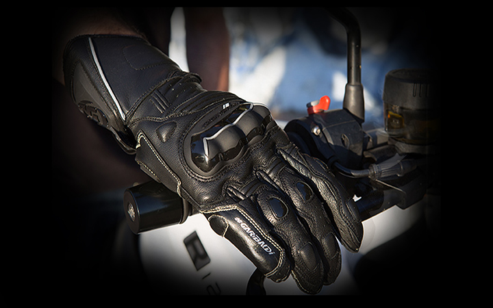 Garibaldi Nexus Pro Motorbike Gloves