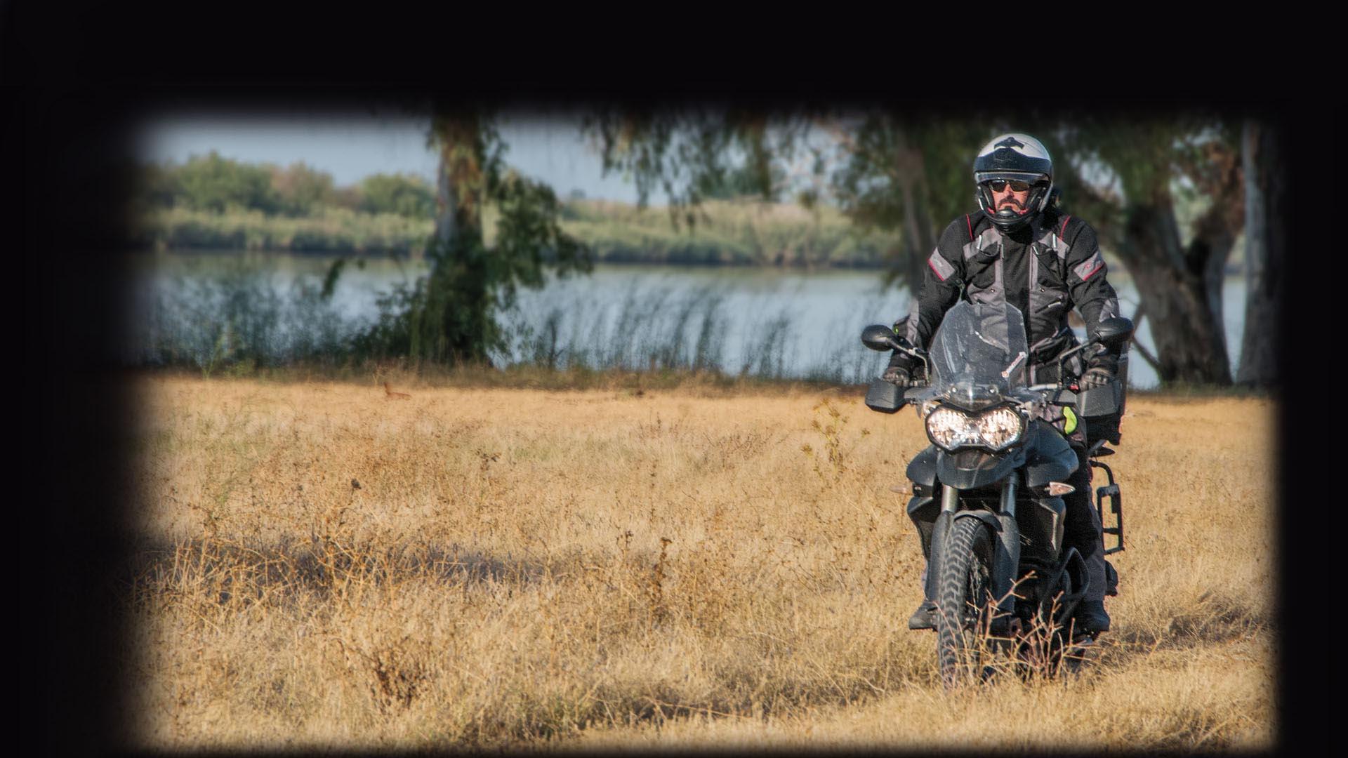 Chaqueta de Moto Garibaldi Tourland