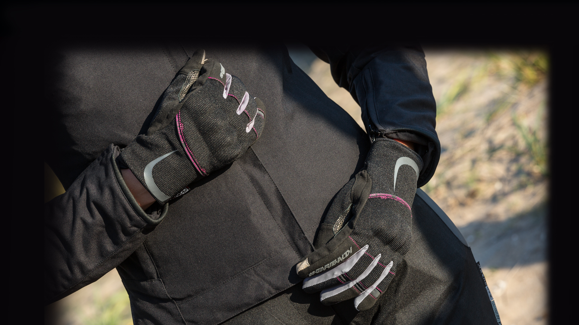 Garibaldi Indar Winter Lady gloves