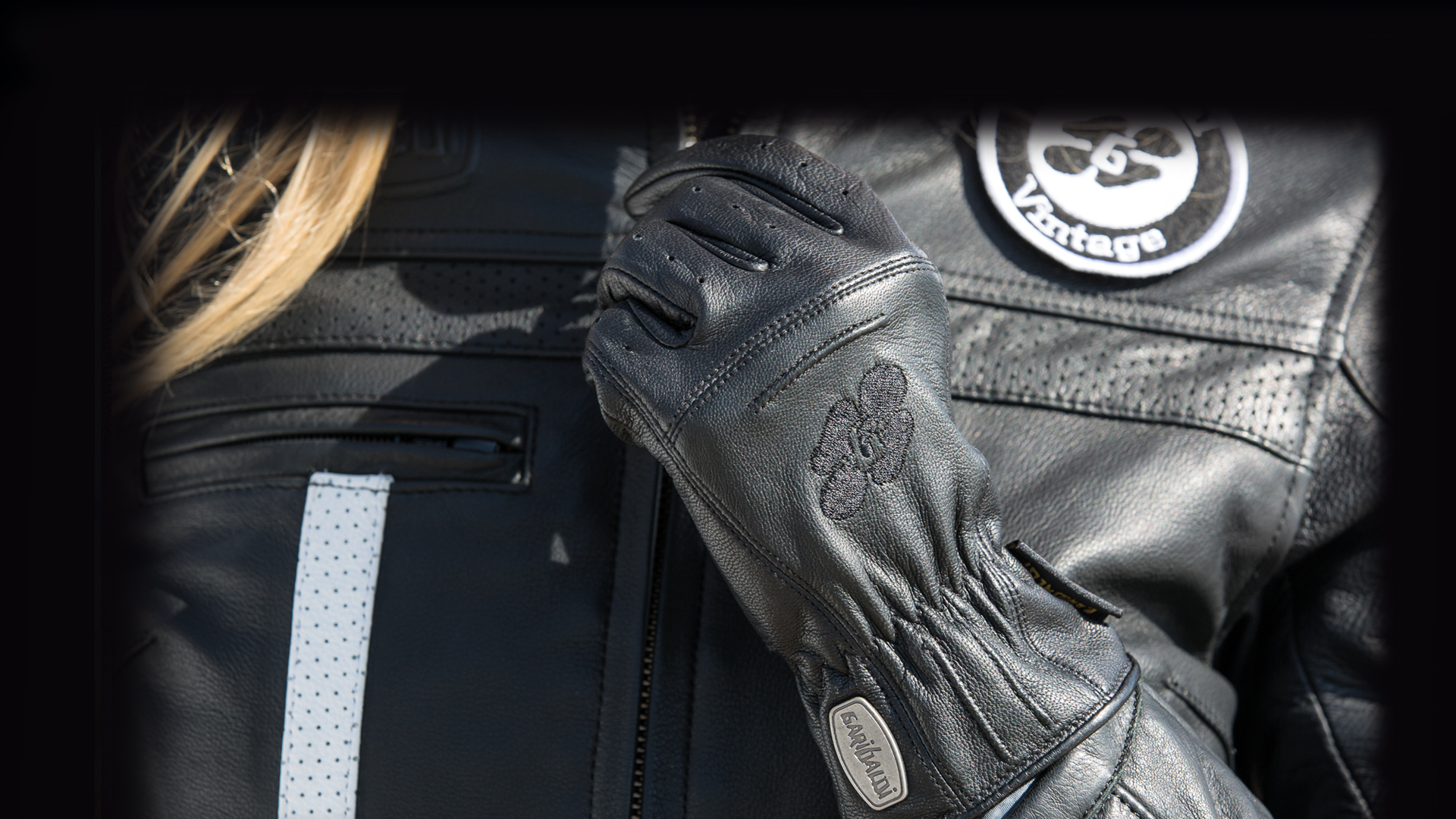 Vega Lady motorbike gloves