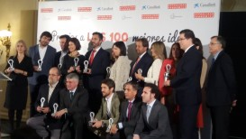 Premio Actualidad Económica Garibaldi Mejores Ideas del Año 2016