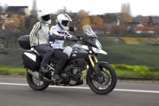 Ser un buen pasajero en moto