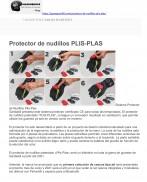 Protector Nudillos Garibaldi Gasógeno 2020