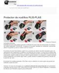 Innovativo protector Plis Plas, sello distintivo de la marca
