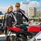 Chaqueta de Moto Piel para Mujer Strada Lady