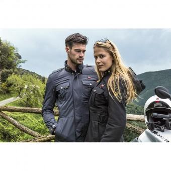 Giacca da Moto per l´Inverno Impermeabile e Traspirabile Foxt per Uomo e Donna
