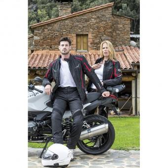 Pantalones de Moto para el Invierno Impermeables y Transpirables Typhoon