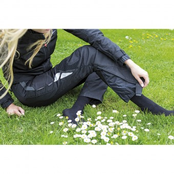 Pantalones de Moto para el Invierno Impermeables y Transpirables Typhoon Lady