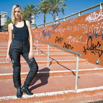 Pantalones de Moto para Mujer con Forro Cynix y Membrana Humax Zliner Thyphoon Lady
