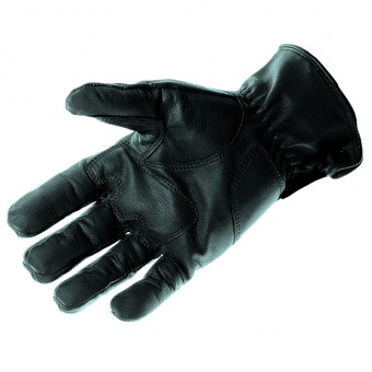 Motorbike Urban Gloves for Summer Civic Black Palm