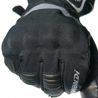 Motorbike Heating Gloves with Primaloft Tcs knuckle