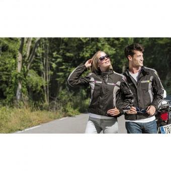 Motorbike Winter Jacket Waterproof and Breathable for Men and Women Hacker