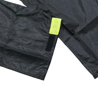 Pantalons Moto per a la Pluja Rain detall