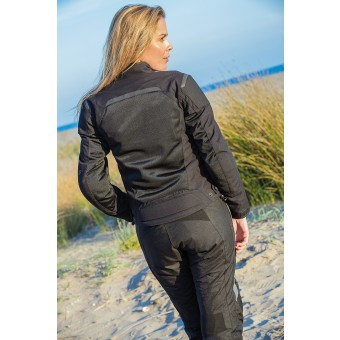 Motorcycle Summe Jacket Women Garibaldi Tornado Pro