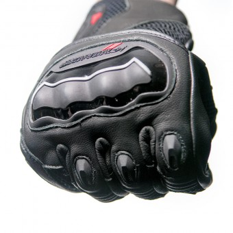 Motorbike Summer Gloves Combat knuckle