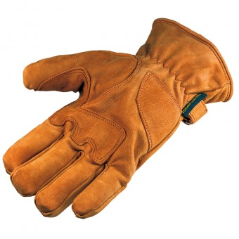 Motorbike Urban Gloves for Winter Urbe Tobacco