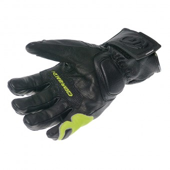 Motorbike Summer Gloves for a Touring and City Use Scream Black Palm
