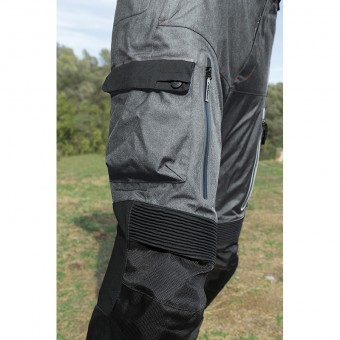 Motorbike 3 Layer Adventure Trousers with Pockets Tourland