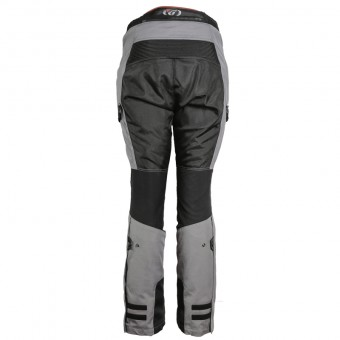 Motorcycle 3 Layer Enduro Trousers with Air Flow Tourland Back