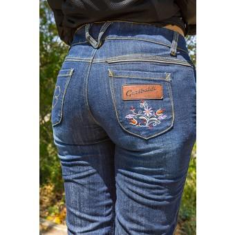 Jeans da Moto per la Donna Garibaldi West Coast