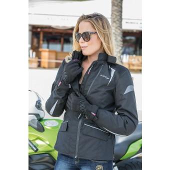 Chaqueta de Moto para el Invierno y la Mujer Garibaldi Urbansport