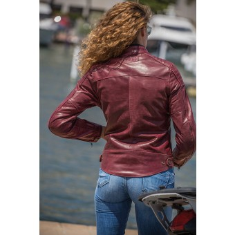 Motorcycle Winter Jacket for Women Garibaldi Bullrider Lady