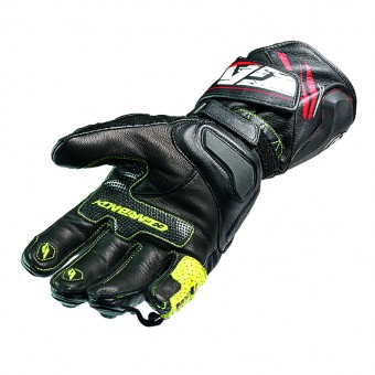 Motorcycle Racing Gloves Garibaldi Nexus Gari Black
