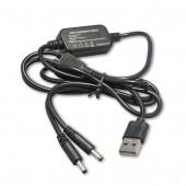 Cargador Baterías USB TCS