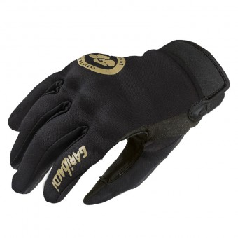 Motorcycle Summer Gloves for Women Garibaldi Bloomy Vintage Lady
